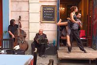 Tango op straat