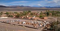 Begraafplaats bij Antofagasta