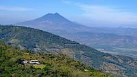 Vulkaan San Vicente