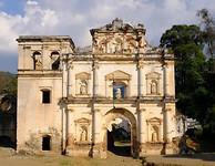 Vervallen klooster