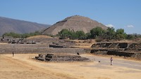 Teotihuacan, tempel van de zon
