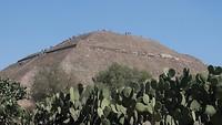 Teotihuacan. Tempel van de zon