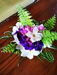 En weer een bloemetje van Ketut bij thuis komst. 💐