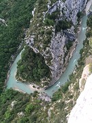 Point Sublime in de Gorges du Verdon