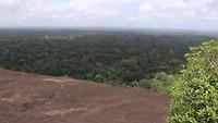 Het uitzicht op de Voltzberg