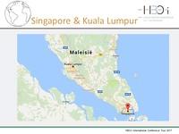 Van Singapore naar Maleisie