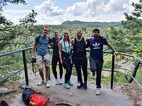 groep, sächsische Schweiz