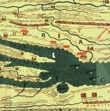 Peutingerkaart (deel 6)