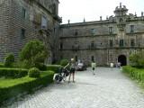 fietstocht santiago 2012