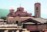 klooster van de heilige Klement in Ohrid