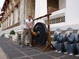 Hein luidt de gong!