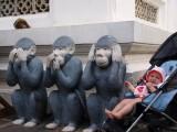 Horen, zien en zwijgen bij Wat Arun