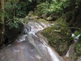 Hein bij Erawan, waterval niveau 4