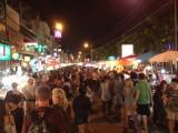 Sunday evening market