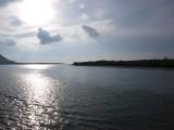 Uitzicht vanaf Ferry 1