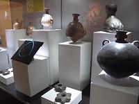 Archeologisch museum, Chavincultuur,1000-300 v. Chr.