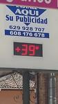 De temperatuur stijgt tot 39