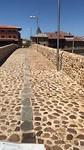 Historische brug in Hospital de Orbigo