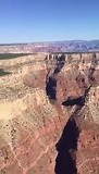 Grand Canyon vanuit de helicopter