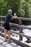 Brug over de Etsch/Adige bij Laas/Lasa