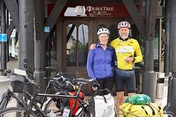 Henk van Doren en Marja Noorman