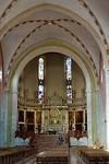 Interieur van de Cattedrale di Piazza Duomo