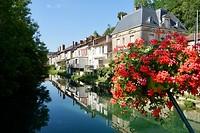 Toch nog een leuk hoekje gevonden in Dun-Sur-Meuse