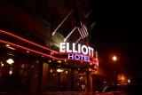 Het fraai gerenoveerde Elliot Hotel