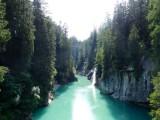 Watervalletje bij Sufers