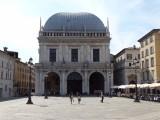 Kerk in Brescia