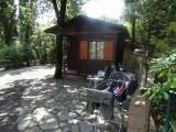 Onze blokhut in Fiesole