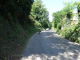 Op weg naar Assisi