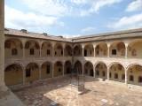 Galerijen in de basiliek