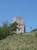 Het kasteel van Assisi