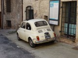 Fiatje in Spello