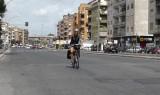 Wijs hoor, zo door Rome te fietsen
