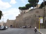 Het Vaticaan bereikt