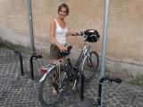 heuse fiets parkeerplaatsen