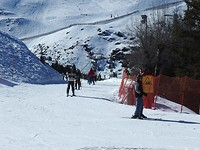 Solynieve, 2000 meter