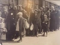 transport in Auschwitz