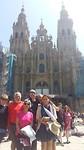 Met Yves en 2 Portugese dames