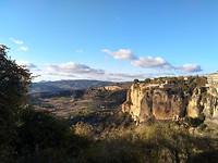 Uitzicht op Ronda