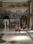 Centraal station Porto