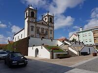Mooi kerkje in Vila da Cucujaes