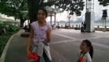 Bijkomen in het park