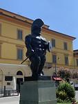 Pietrasanta : The Warrior
