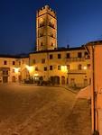 The tower of Altopascio
