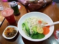 Noodlesoep in Gangzhou