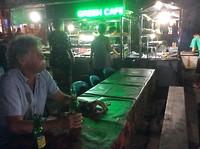 Eten op de foodmarkt