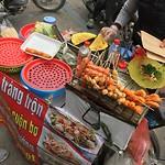 Streetfood fiets